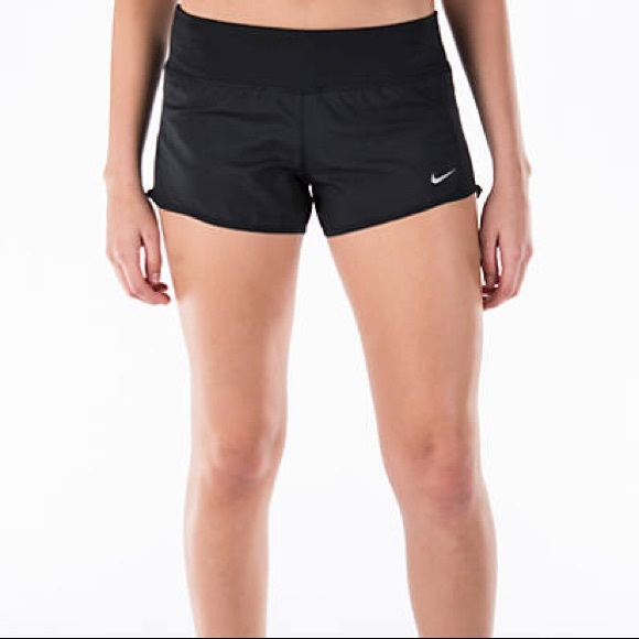 92091e51a4 Women s Nike Dry Crew Running Shorts Black. M 5a7fc7a8d39ca21d70688322